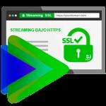 Streaming HTTPS
