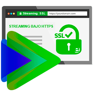 SSL Streaming HTTPS
