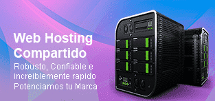 Web Hosting Compartido