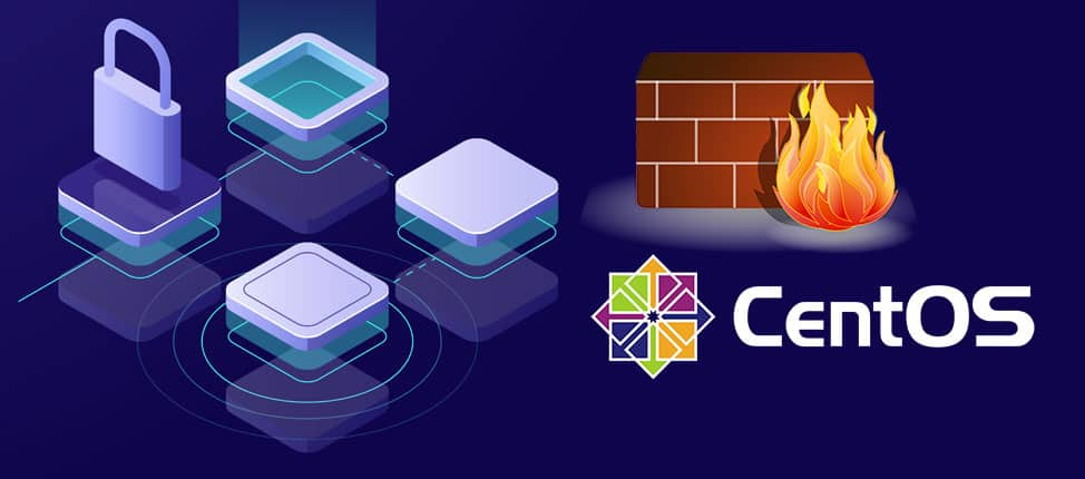 Cómo detener y deshabilitar Firewalld en CentOS 7