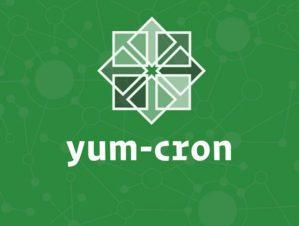 Configure las actualizaciones automáticas con yum-cron en CentOS 7