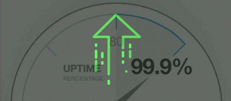Comando Uptime Linux