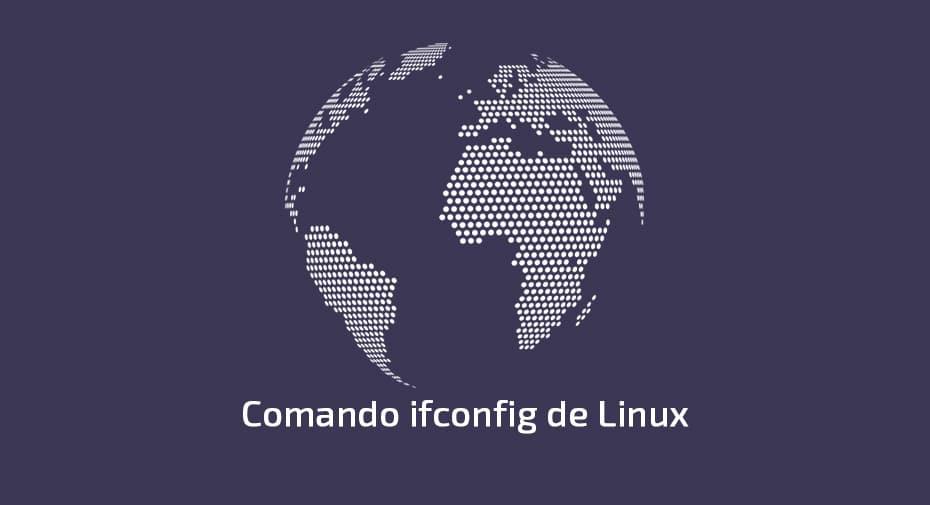 Comando ifconfig de Linux