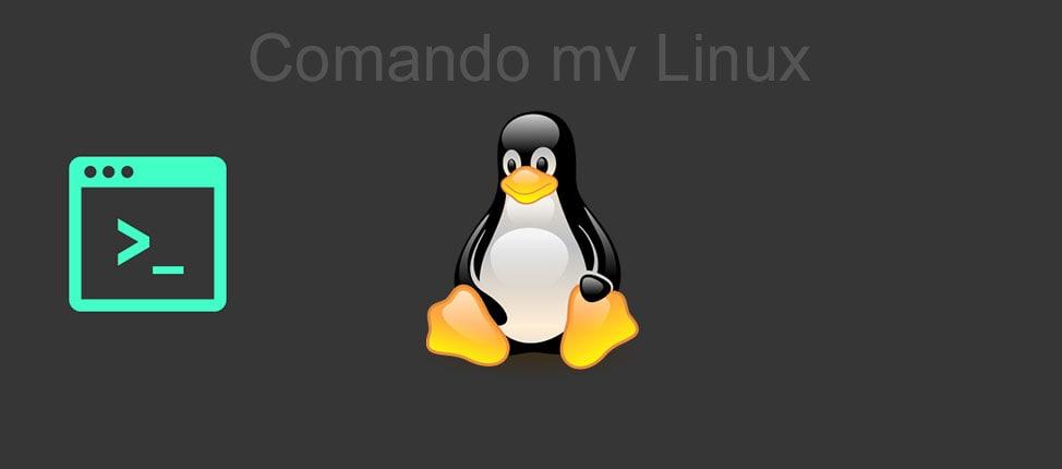 Comando mv Linux
