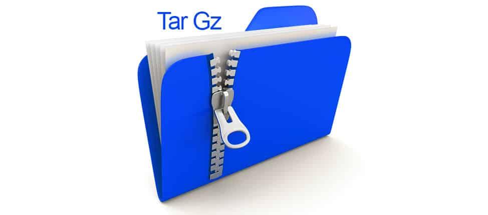 Cómo extraer (descomprimir) el archivo Tar Gz