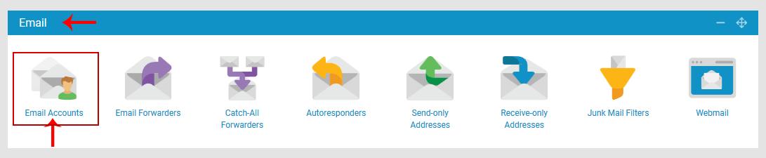 conectar el correo de mi hosting a mi móvil