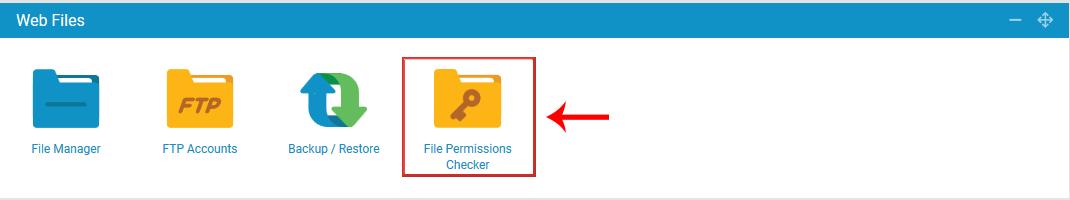 File Permissions Checker