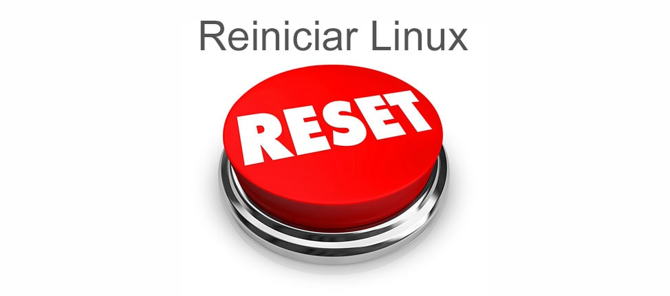 Reiniciar Linux