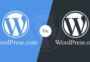 6605WordPress.com vs WordPress.org